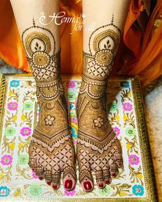 Mehndi is used for decorating hands of women during their marriage, Teej, Karva Chauth. Here are latest mehndi designs that are trending in the world. Full Mehndi Designs, Latest Henna Designs, Legs Mehndi Design, Mehndi Design Pictures, Wedding Mehndi Designs, Mehndi Designs For Fingers, Dulhan Mehndi Designs, Mehndi Designs For Hands, Tattoo Designs