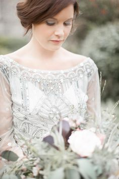 Natural and Radiant Makeup by Becky Flynn | Wedding Sparrow