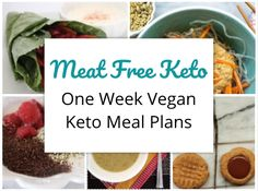 To continue looking at the daily meals of a low carb vegan, I've put together a few easy vegan keto lunch recipes for you to peruse! This is building on the dinner recipes post I did recently. Basically, it's just a way to compile a collection of the easy, everyday things I make for lunch on a low carb vegan…