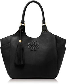 Tory Burch Thea Round Tote - Lyst