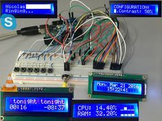 AMSC - Arduino Multimedia and Skype Controller