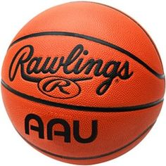 Rawlings Womens AAU Franchise 28.5 Inch Composite Leather Basketball $53.99