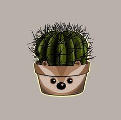 #cactus #drawing #art #tattoo #design