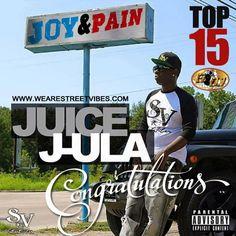 Congratulations Juice J-Ula!! Joy & Pain by Juice J-Ula Top 15 !!GODJCRATES.COM PRESENT'S AUGUST / HOUSTON TOP 20!Joy #Pain #Juicejula #Wearethestreets #wearestreetvibes  #Thankyouforsupporting #Keepsupporting #Juicejulamusic #streetmusic #Godjcrates.com #Zro #Slimthug #DJXO #Twayne #Pooneft.Twin #Banban  #Mellomargila #Beatking #Yungmartez  #T2 #DTDgang #Toussaint #10MIL #Touch #Leo #Pharoah #Mansa #VFIXX #KingDrew #Neezythetrill #SPECTrum #Brianangel #Blackrose #KatstJohn #Houston #Top20