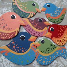 """Képtalálat a következőre: """"mothers day decorations in detskijsad"""" Bird Crafts, Home Crafts, Diy And Crafts, Crafts For Kids, Arts And Crafts, Paper Crafts, Wooden Decor, Wooden Crafts, Diy House Projects"""