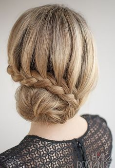 Check out all these elegant braids you can wear for any occasion.