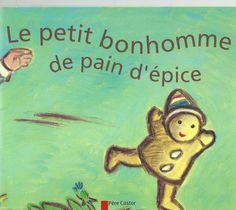 Le petit bonhomme de pain d'épice Gingerbread Man, Winnie The Pooh, Kindergarten, Activities, Albums, Amazon Fr, Gnomes, Fairy Tales, Cycle 1