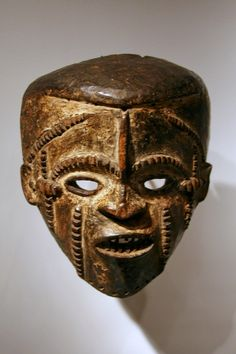 Idoma Mask by  Unknown Artist