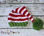 christmas stocking hat