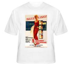 5 Against the House - Film Noir T Shirt