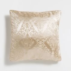 PILLOWCASE WITH BLUMENJACQUARD - Pillows - Sleeping | Zara Home SWITZERLAND