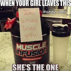 Because you can't forget about the lifters!