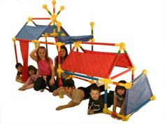 Toobeez 114 Piece Super Fort Kit - $249.99 + Free Shipping