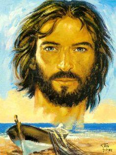 Jesus nos llama constantemente a seguirle, solo los que abren su corazon y se dejan transformar, viven ya en su reino de amor y de paz...