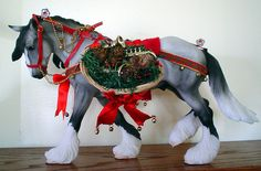 2007 Holiday Horse Wintersong
