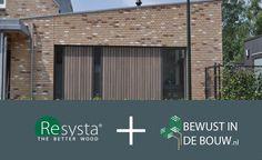 Resysta is geen houtcomposiet en voor wat betreft het gevoel en duurzaamheid overtreft het alle bekende hout-vervangende producten. Resysta kan alles wat hout kan – en nog veel meer!