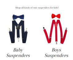 Suspenders For Kids � Trend Suspenders