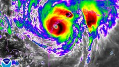 Hurricane Harvey slams storm chasers: One of the worst hurricanes Ive ever been in