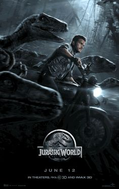 Ready to ride? Jurassic World is in theaters now. Get your tickets to the park today.