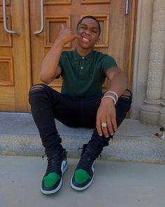 Swag Outfits Men, Dope Outfits, Casual Outfits, Men Casual, Fashion Outfits, African Men Fashion, Mens Fashion, Thug Style, Swag Boys
