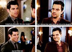 New Girl - Nick & Schmidt #3.16 #Season3