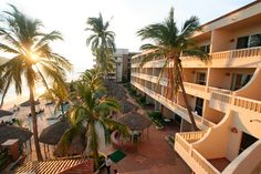 Hotel Playa Mazatlan in Mexico Mexico