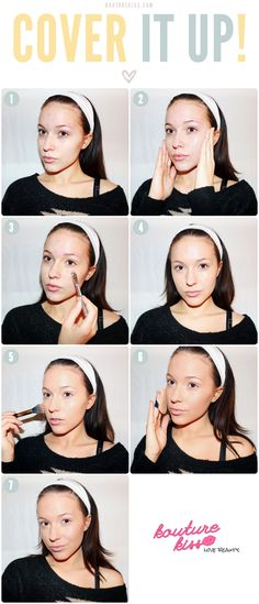 Cover It Up! Master Flawless Foundation