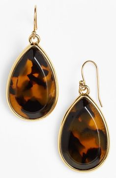 kate spade new york 'day tripper' teardrop earrings available at #Nordstrom