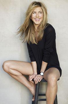 Jennifer Aniston- hair, makeup, body, perfect.