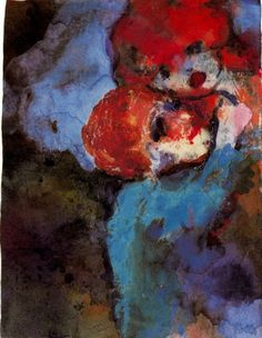Emil Nolde Expressionisme