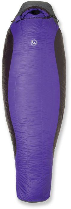 Big Agnes Female Lithia Spring Sl Sleeping Bag - Women's Petite - 2103