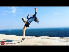 Martial Arts Tricking - YouTube Martial Arts Women, Mixed Martial Arts, Martial Arts Techniques, Animation Reference, Action Poses, Parkour, Art Blog, Female Art, Tricks