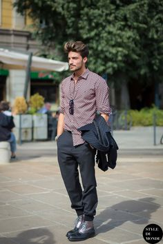 New post on http://www.styledumonde.com with Mariano Di Vaio #MarianoDiVaio @Mariano Di Vaio model #model #actor blogger #blogger after #JustCavalli #ss14 #fashionshow at #milanfashionweek #mfw #mfwss14 wearing EmporioArmani #EmporioArmani Moschino #Moschino #outfit #ootd... #streetlook  streetstyle man street style #streetstyle #streetfashion #fashion #mode #style #Milan #Italy #weloveit #picoftheday #bestoftheday  #lookoftheday #inspiration. Photo by #styledumonde