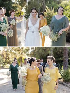 love her dress and love that mustard yellow dress... getting some good ideas here :)