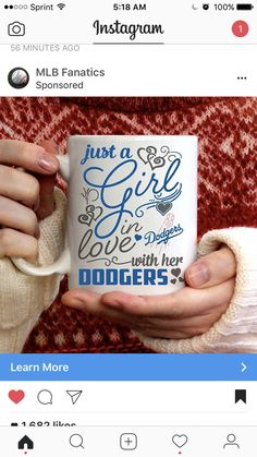 Just a girl in LOVE with her DODGERS