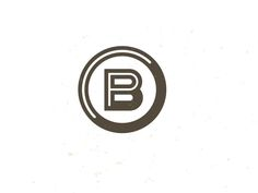 Elegant Monograms Logo #logo #monogram