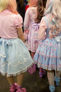 Japanese Lolita Fashion