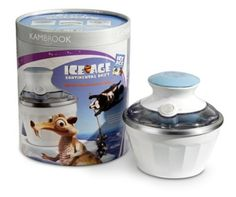 Win An Ice Age 4 Inspired Ice Cream Maker