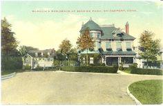 Barnum home at Seaside Park