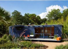 CONTAINER HOMES  - San Antonio, Texas