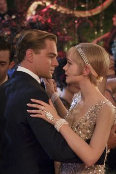Will you still love me when i am no longer young and beautiful -The Great Gatsby