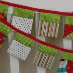Red Table Runners - The Crafty Mummy