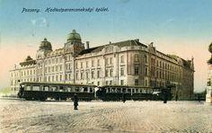 Bratislava, Bergen, Bali, Louvre, Times, Retro, Building, Pictures, Travel