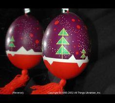 Ukrainian Easter Egg Pysanky 02-091  from the Lviv Region on AllThingsUkrainian.com