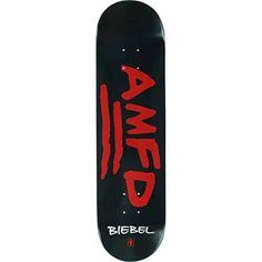 "Girl Skateboards Brandon Biebel One Off Skateboard Deck – 8″ x 31.875″: Deck Size: 8"" width x 31.875"" length Girl Skateboards One Off Deck…"