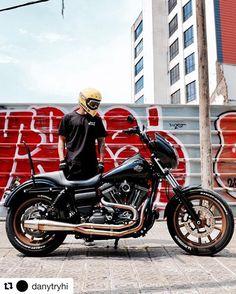 #Repost @danytryhi bnc II - thx for this dope shot @gomes_pat #harley #harleydavidson #dyna #fxr #fxdls #dynamite #thrashinsupply #redthunderexhaust #harleytrendz #showoffmyharley #rolandsands #dynaholics #motorcycle #hardcaseperformance #supportdynamitecrew #dynalove #dynaoftheday #bikersofinstagram #clubstyle #love #clean #trip #barcelona #bnc #spain #bell #saintbastards
