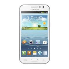 The Samsung Win is an Android Jellybean handset with A 4.7 inch display, 5 Megapixel rear camera and a large battery. It has a 1.2 GHz quad core processor and 1 GB of RAM with 8GB of internal memory.