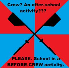 crew? an after school activity?? Row Row Your Boat, Row Row Row, The Row, Rowing Memes, Rowing Quotes, Rowing Team, Rowing Crew, Coxswain, Crew Team