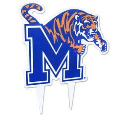 Memphis Tigers Garden Sign