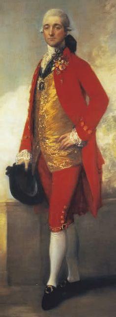 Early Eighteenth Century Fashion | The Fashion Historian: A Brief Evolution of Men's 18th Century Fashion